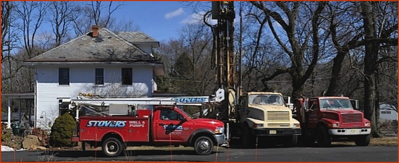 Well Drilling and Pump Installation